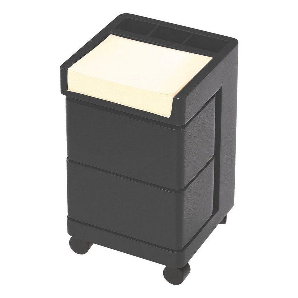 Rollcontainer Schwarz schreibtischorganizer rollcontainer kaufen otto