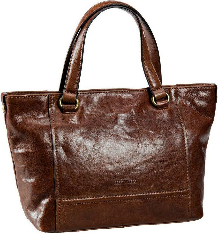 GERRY WEBER Lugano Handbag Medium in Cognac