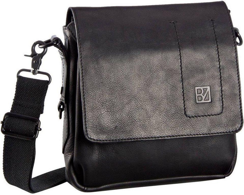BODENSCHATZ Sierra Shoulder Bag in Black