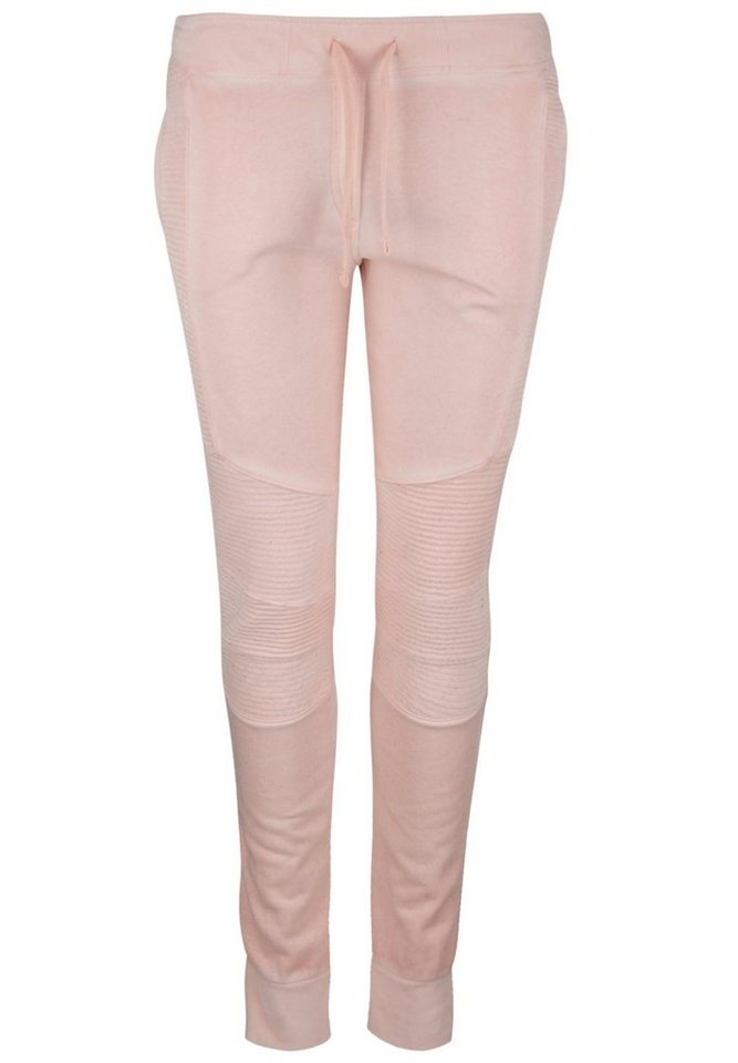 Better Rich Sweathose »BIKER PANT FLEECE« in nude