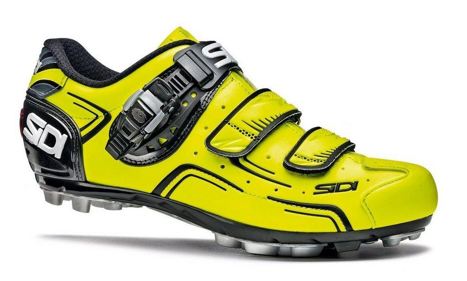 Sidi Fahrradschuhe »MTB Buvel Fahrradschuhe Herren« in gelb