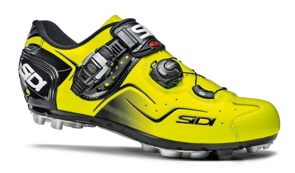 Sidi Fahrradschuhe »Cape Fahrradschuhe Herren« in gelb