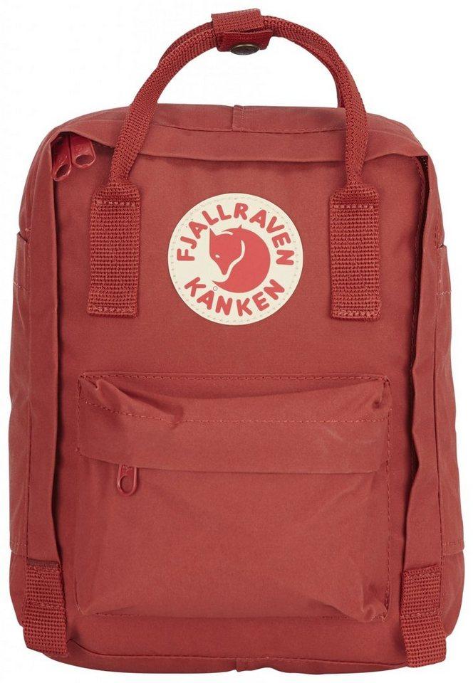 FJÄLLRÄVEN Sport- und Freizeittasche »Kanken Backpack Kids« in rot
