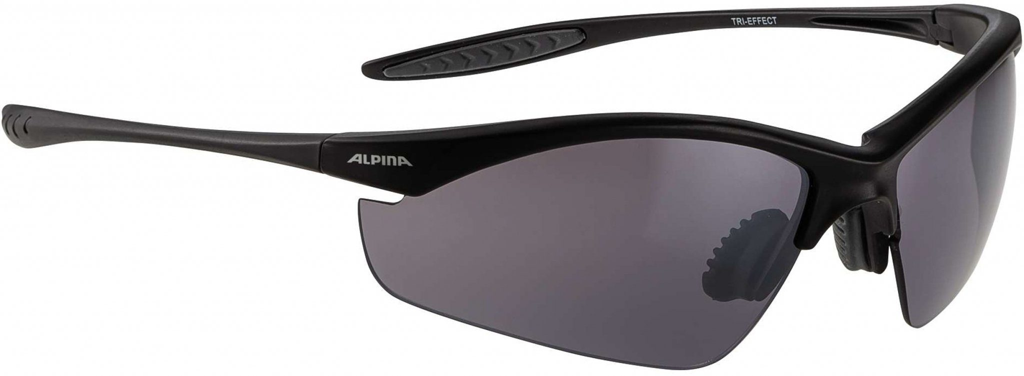 Alpina Radsportbrille »Alpina Tri-Effect«