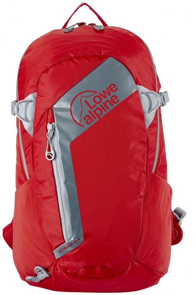 Lowe Alpine Sport- und Freizeittasche »Strike 24 Daypack« in rot