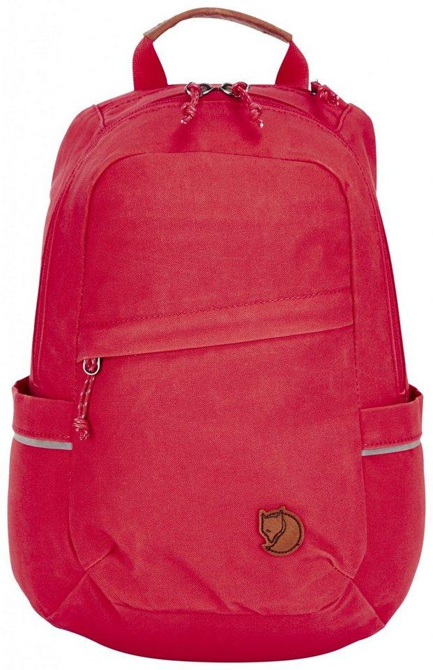 Fjällräven Sport- und Freizeittasche »Räven Mini Daypack« in rot