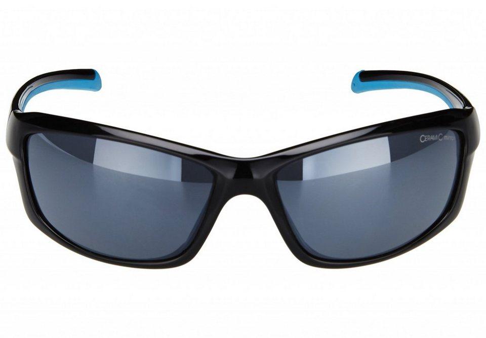 Alpina Radsportbrille »Dyfer« in schwarz