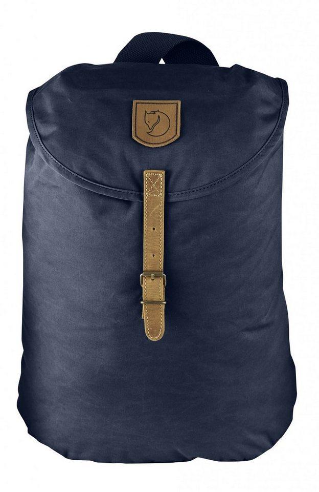Fjällräven Sport- und Freizeittasche »Greenland Backpack Small« in blau