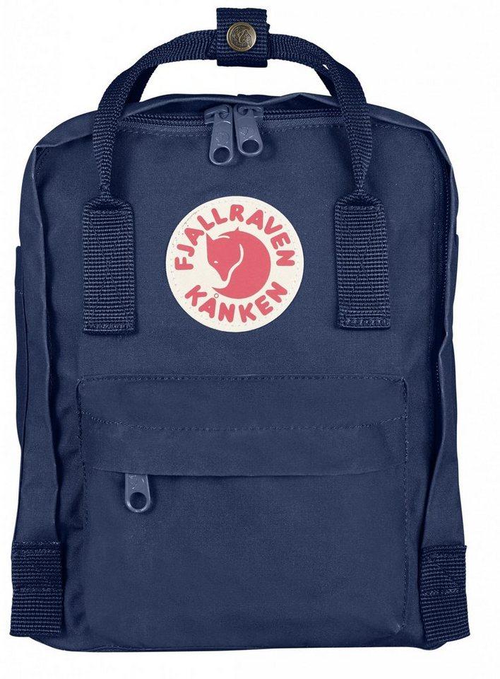 FJÄLLRÄVEN Sport- und Freizeittasche »Kanken Mini Backpack« in blau