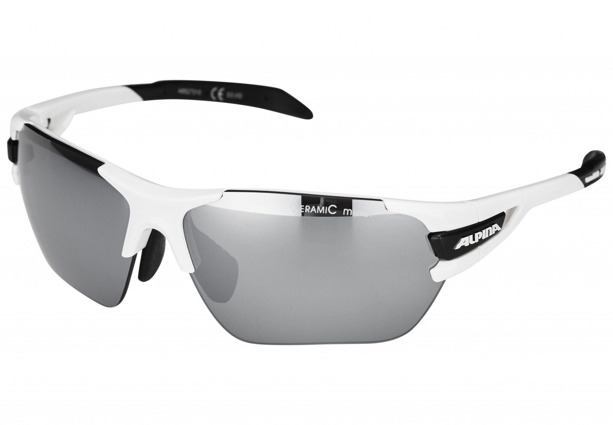 Alpina Radsportbrille »Tri-Scray S«