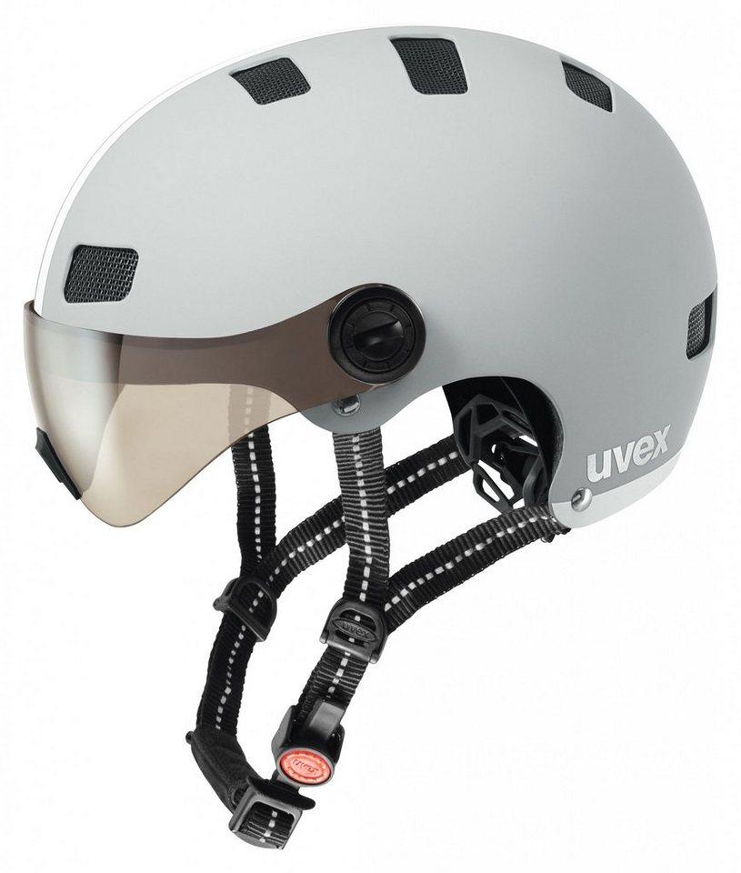 Uvex Fahrradhelm »city v Helmet« in weiß