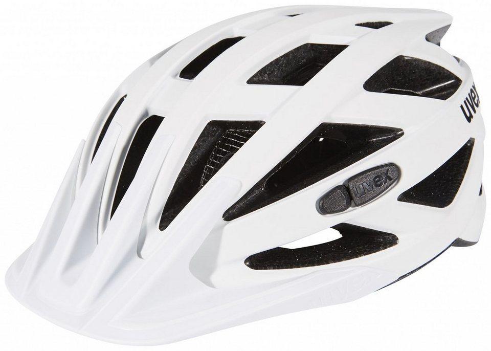 Uvex Fahrradhelm »i-vo cc Helmet« in weiß