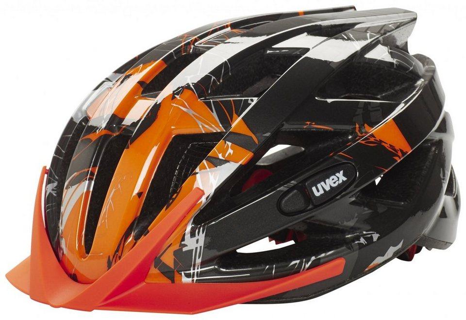 Uvex Fahrradhelm »i-vo c Helmet« in schwarz