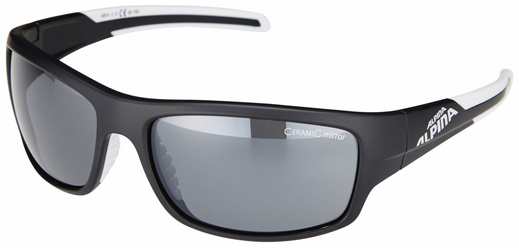 Alpina Radsportbrille »Testido«