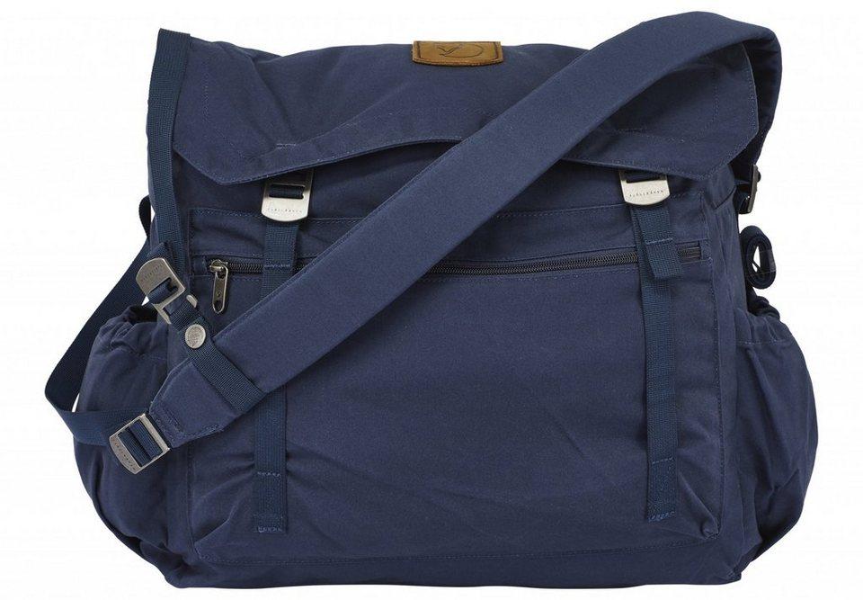 Fjällräven Sport- und Freizeittasche »No. 2 Foldsack« in blau