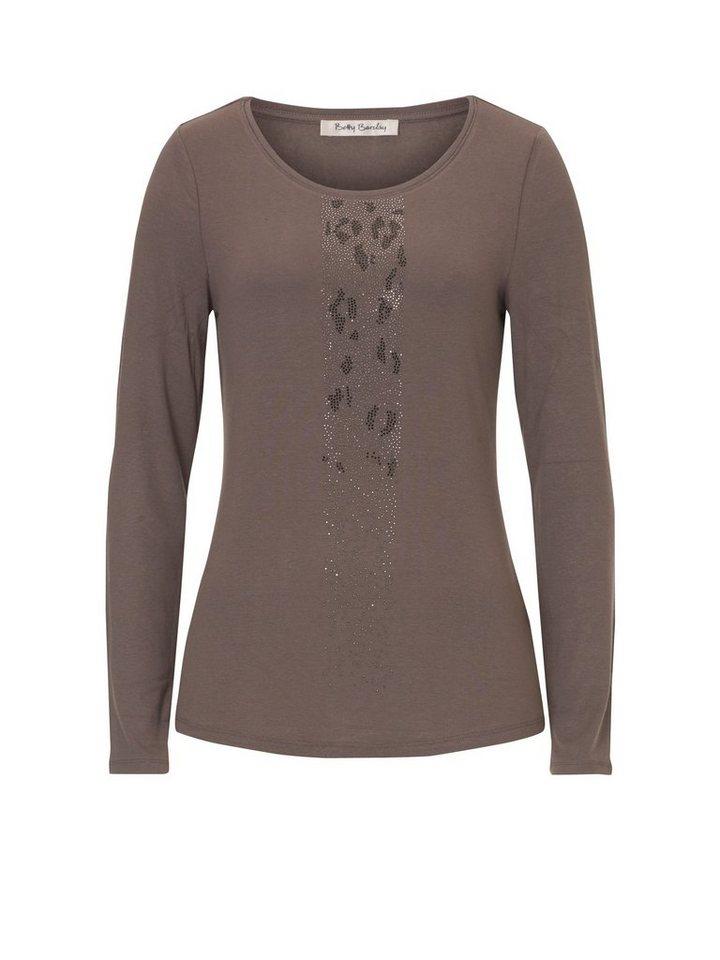 Betty Barclay Shirt in Braun - Bunt