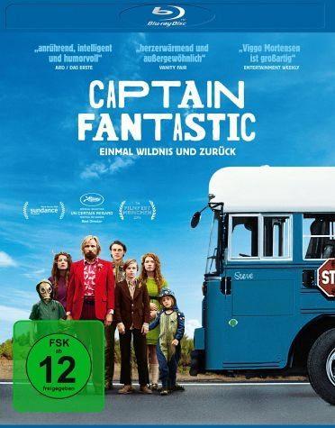 Blu-ray »Captain Fantastic - Einmal Wildnis und zurück«