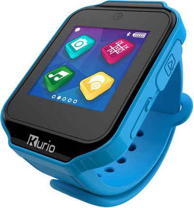 KD Interactive, Interaktive Uhr für Kinder, blau, »Kurio Smartwatch« Sale Angebote Drebkau
