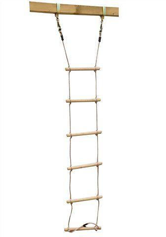 KARIBU Лестница веревочная для игровая площад...