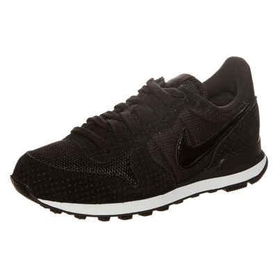 Nike Turnschuhe Schwarz Damen
