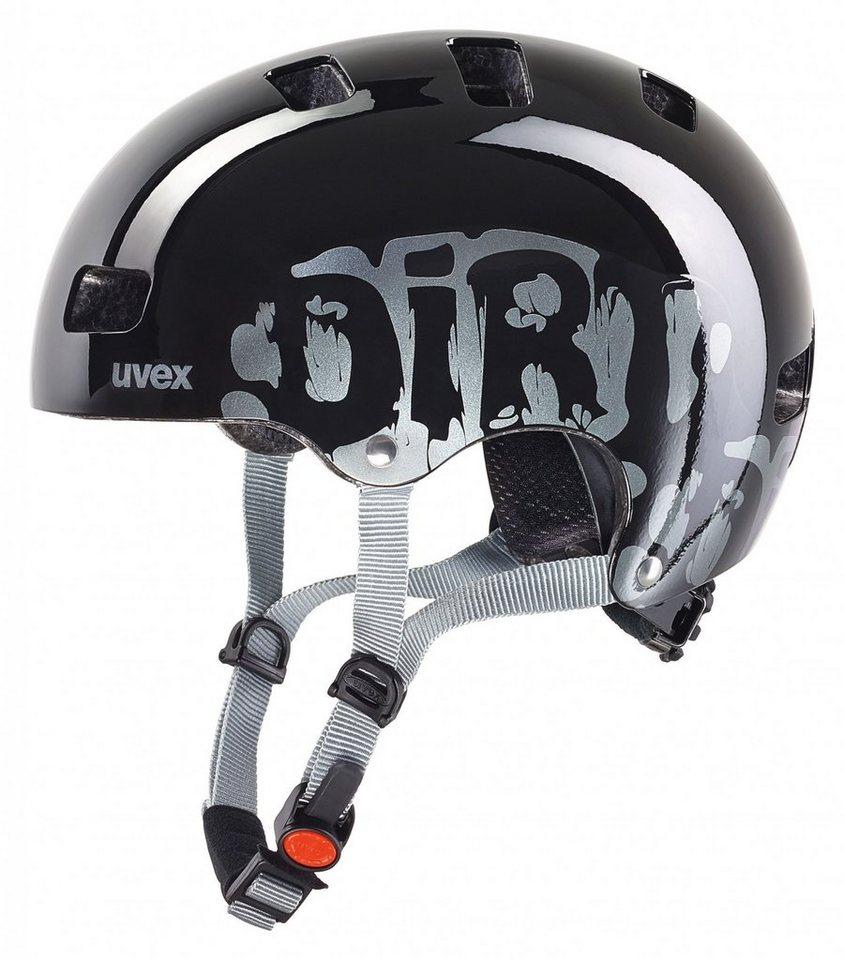 UVEX Fahrradhelm »kid 3 Helmet« in schwarz