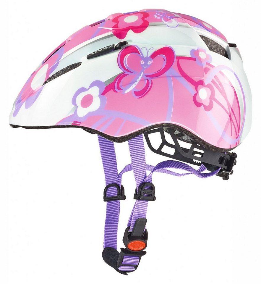 UVEX Fahrradhelm »kid 2 Helmet« in pink