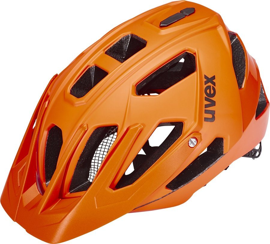 UVEX Fahrradhelm »quatro Helmet« in orange
