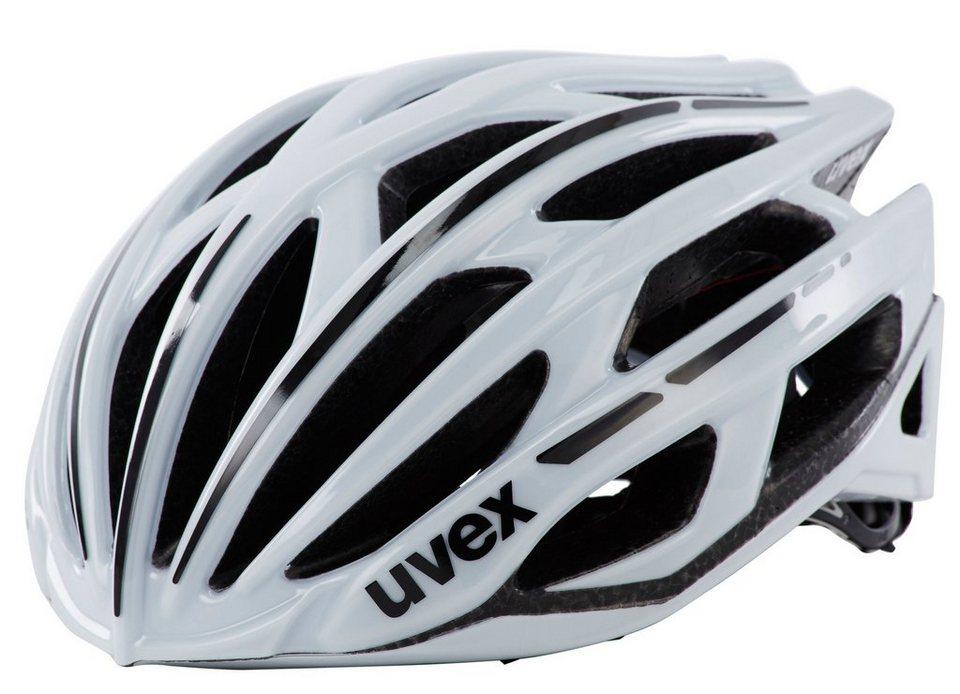 UVEX Fahrradhelm »race 5 Helmet« in weiß