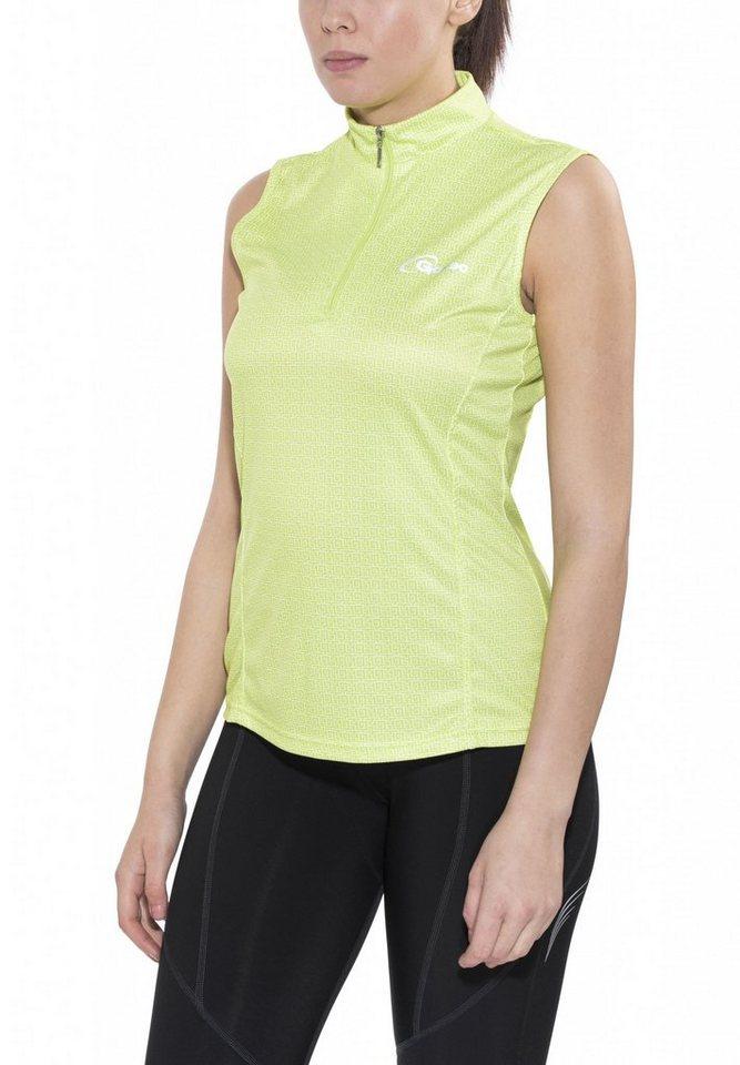 Gonso Radtrikot »Ilka Shirt Damen« in grün