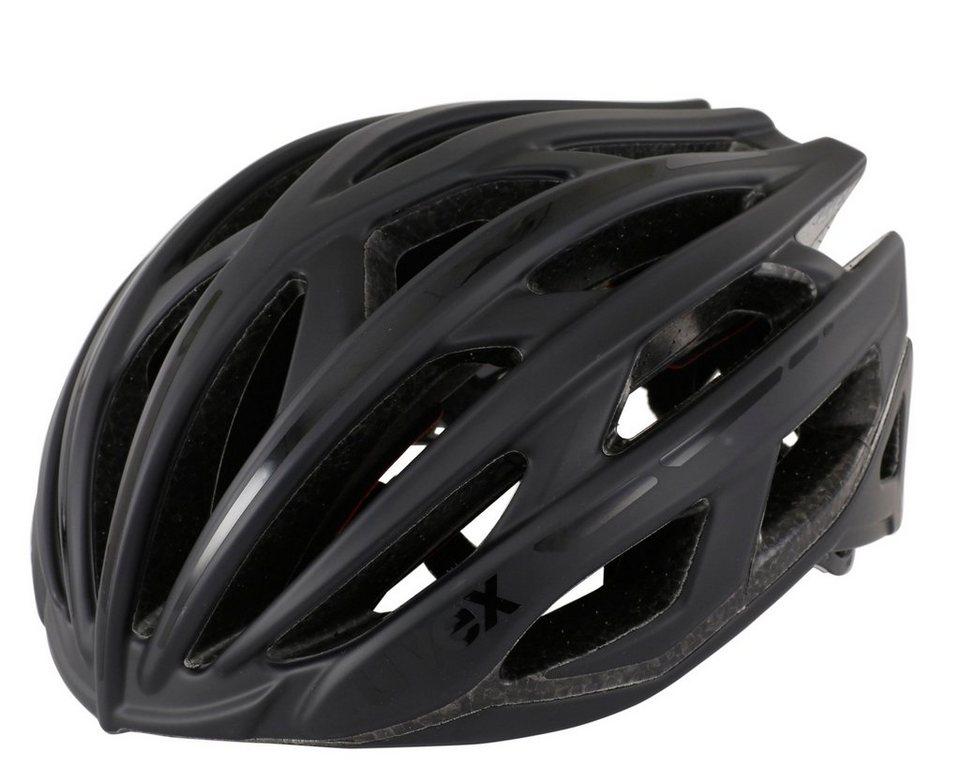 Uvex Fahrradhelm »race 5 Helmet« in schwarz