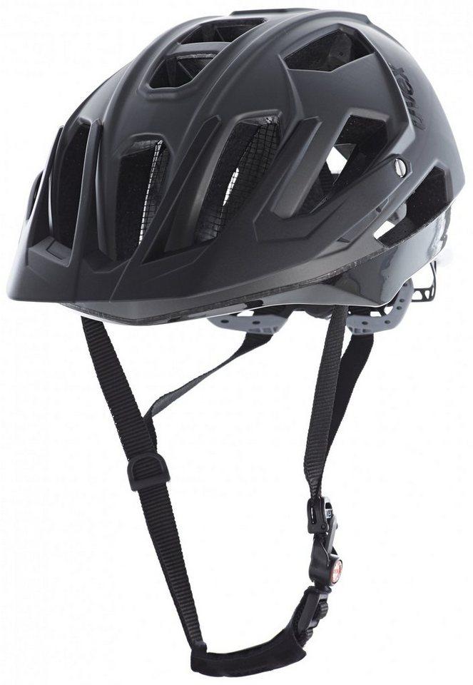 UVEX Fahrradhelm »quatro Helmet« in grau