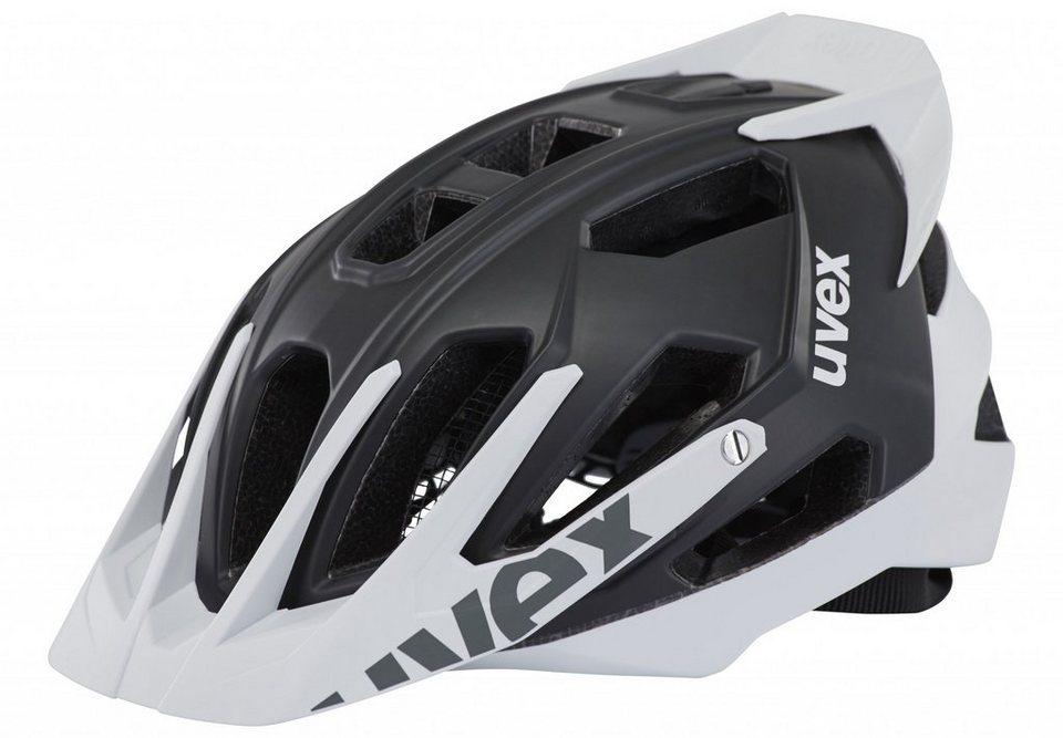 Uvex Fahrradhelm »quatro pro Helmet« in schwarz