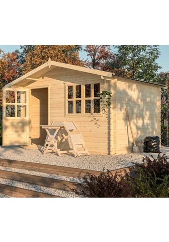 Nordic Holz Sodo namelis »Modena« BxT: 390x331 cm
