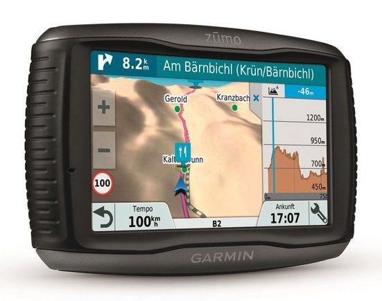 Garmin Motorrad-Navigationsgerät »zumo 595 LM«