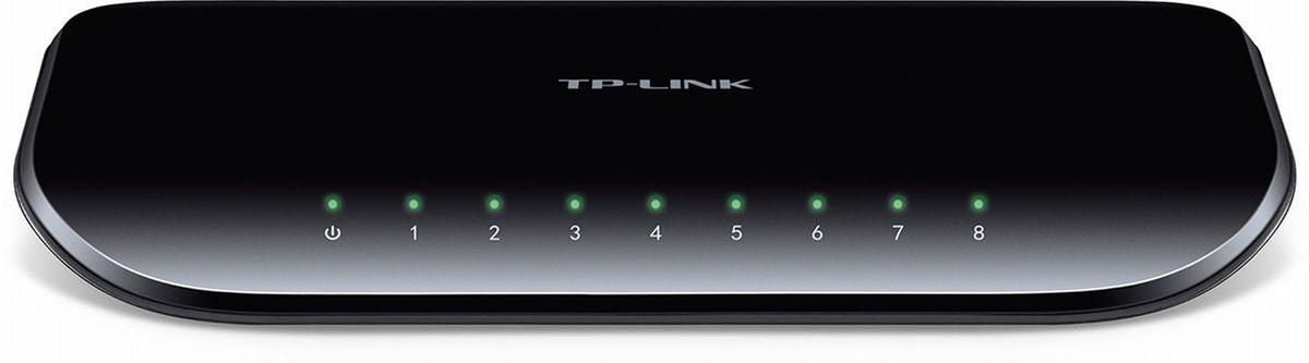 TP-Link Switch »TL-SG1008D 8-Port Gigabit Desktop Switch«