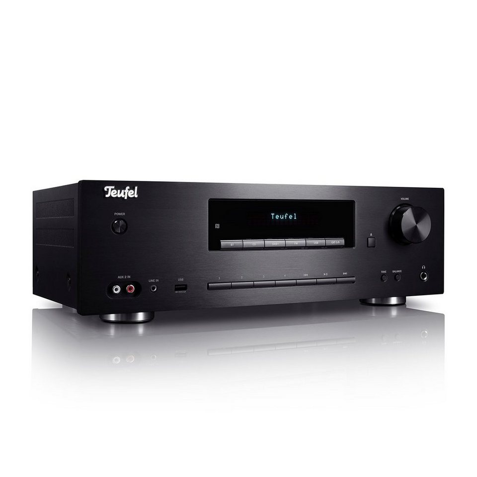 teufel einzelkomponenten kombo 62 cd receiver otto. Black Bedroom Furniture Sets. Home Design Ideas