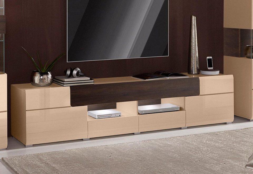 xxl lowboard toledo breite 209 cm online kaufen otto. Black Bedroom Furniture Sets. Home Design Ideas