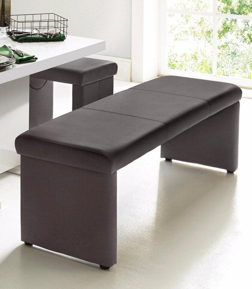 Steinhoff Sitzbank, wahlweise mit Rückenlehne | OTTO