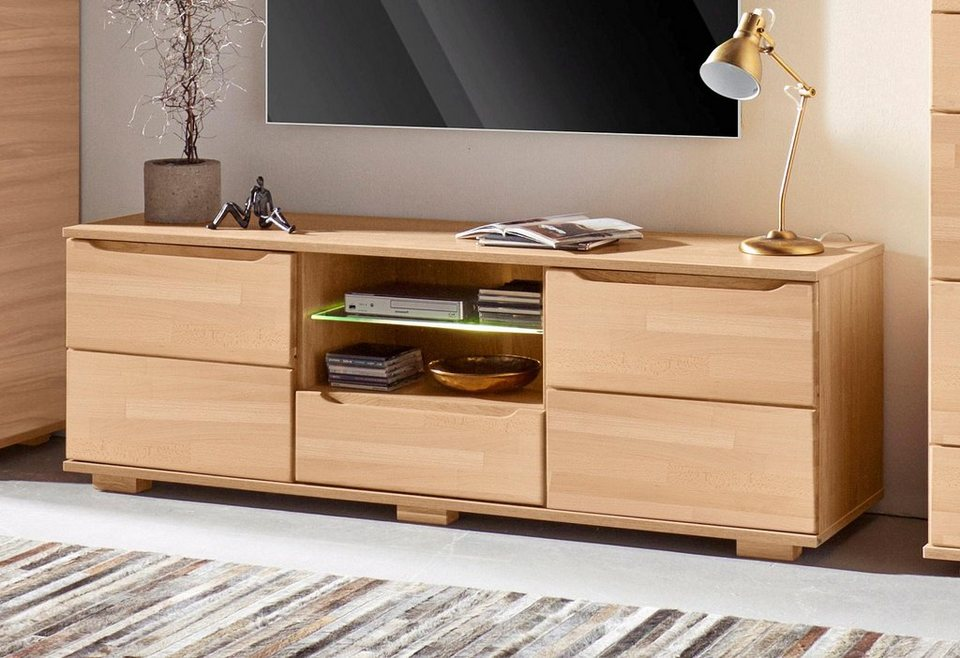 lowboard breite 150 cm online kaufen otto. Black Bedroom Furniture Sets. Home Design Ideas