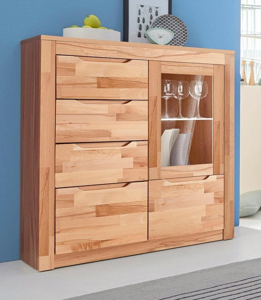 highboard breite 100 cm online kaufen otto. Black Bedroom Furniture Sets. Home Design Ideas