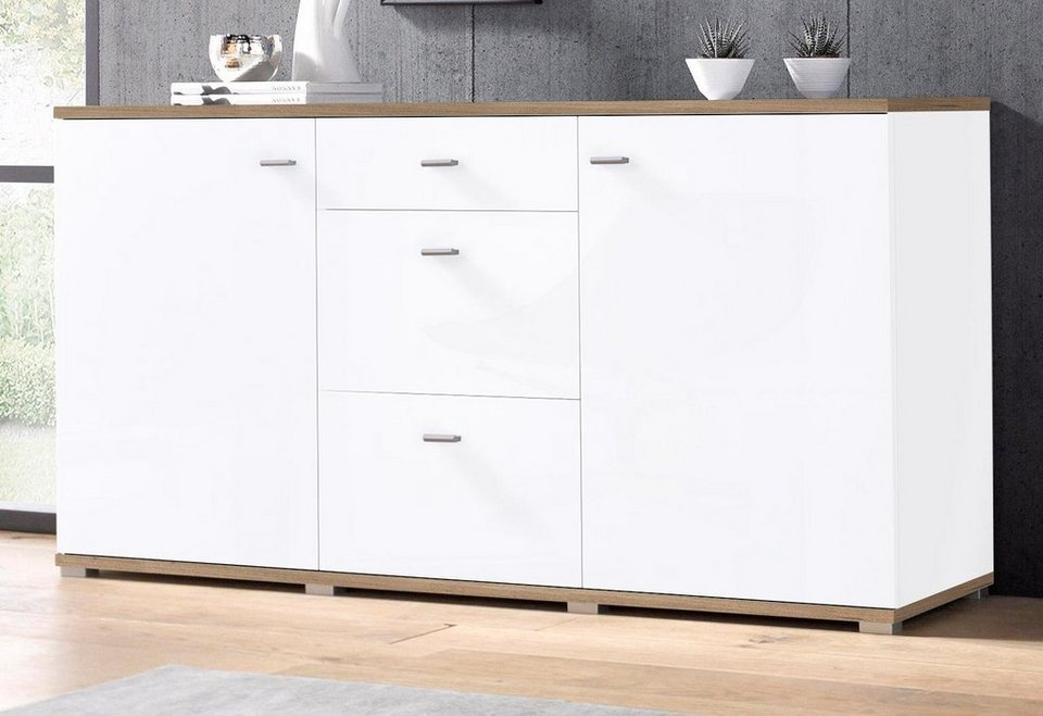 sideboard breite 175 cm online kaufen otto. Black Bedroom Furniture Sets. Home Design Ideas