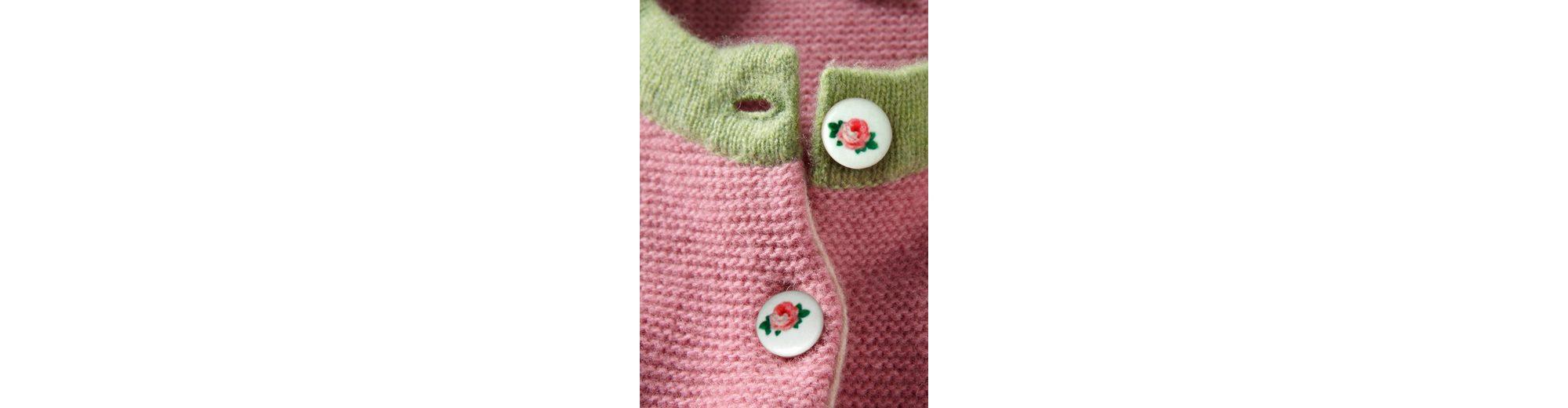 Einkaufen Outlet Online Reitmayer Trachtencardigan mit Knopfverschluss Steckdose Modische Billig Freies Verschiffen Original 3u7llqBR