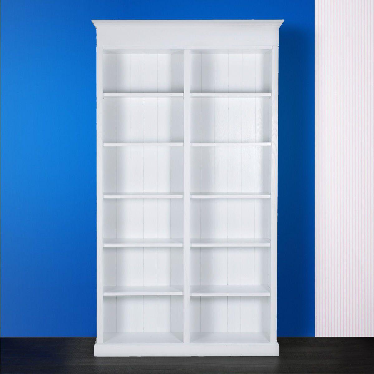 BUTLERS CAMPAGNE »Bücherregal mit 12 Fächern«