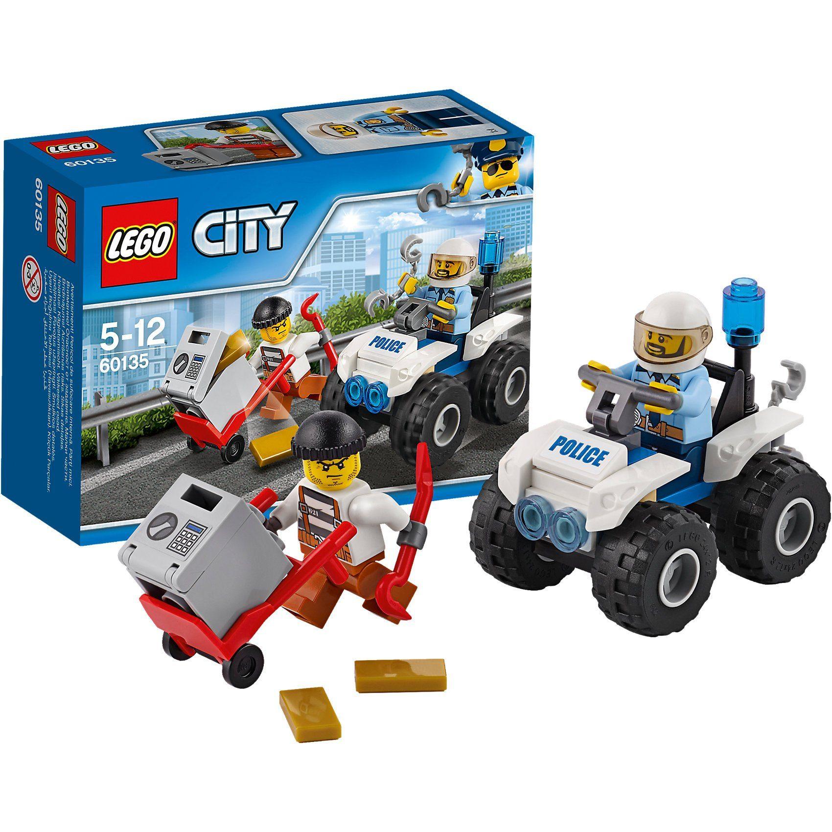 LEGO 60135 City: Gangsterjagd auf dem Quad