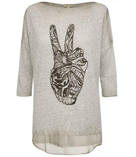 SOCCX 3/4-Arm-Shirt