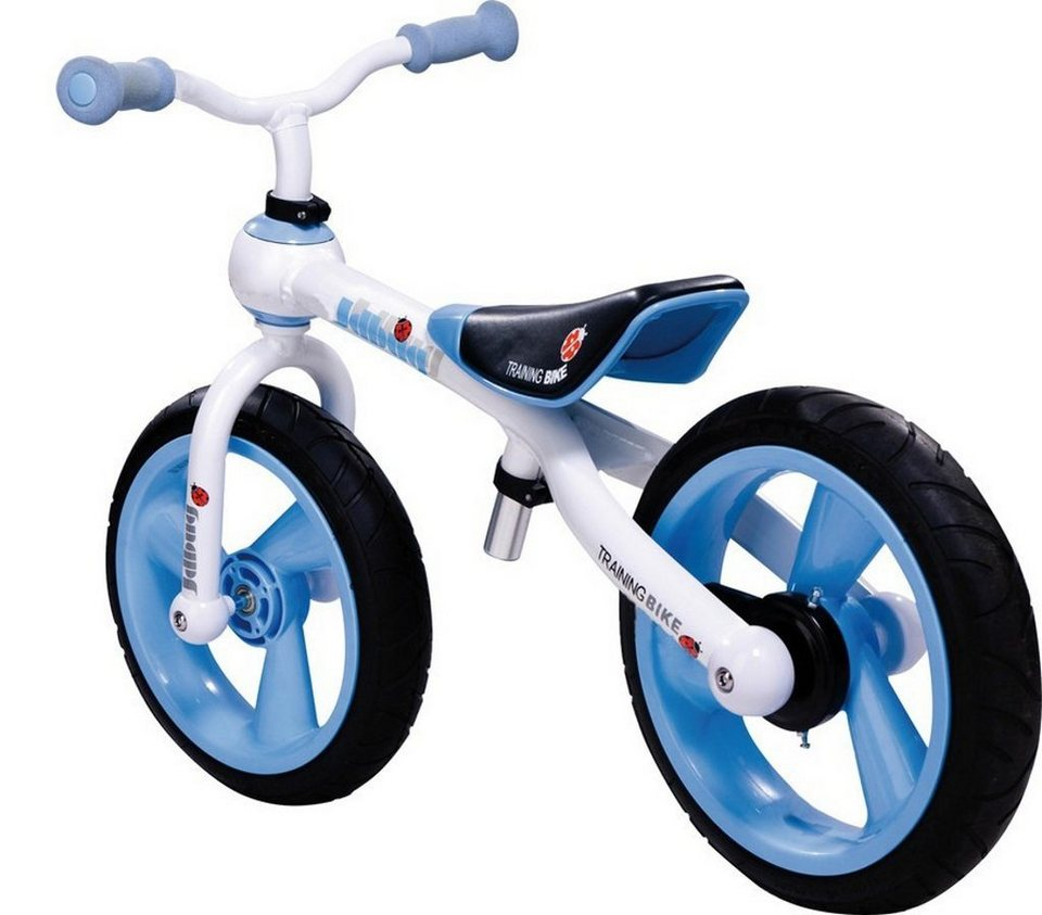 JDBug Kinderfahrzeug »Training Bike Eva Tire« in blau