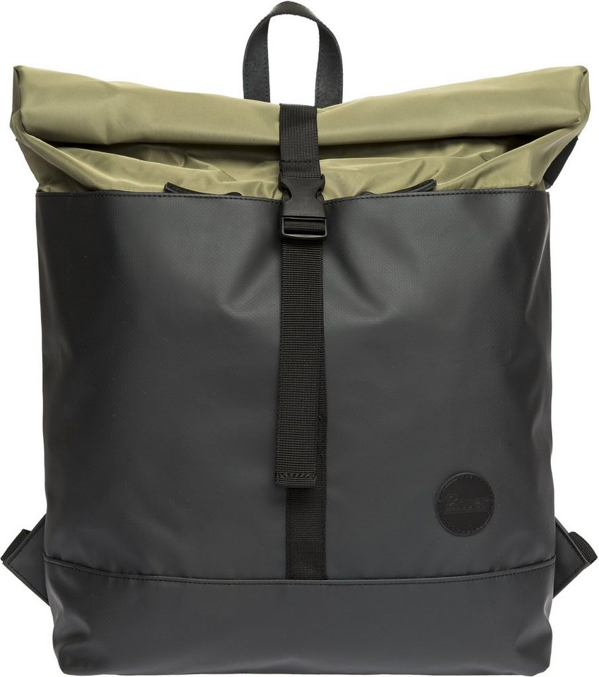 enter wasserabweisender rucksack research roll top backpack black waterproof online kaufen otto. Black Bedroom Furniture Sets. Home Design Ideas
