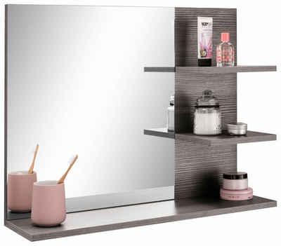 Spiegel mit beleuchtung und ablage  Badspiegel mit & ohne Beleuchtung » online kaufen | OTTO