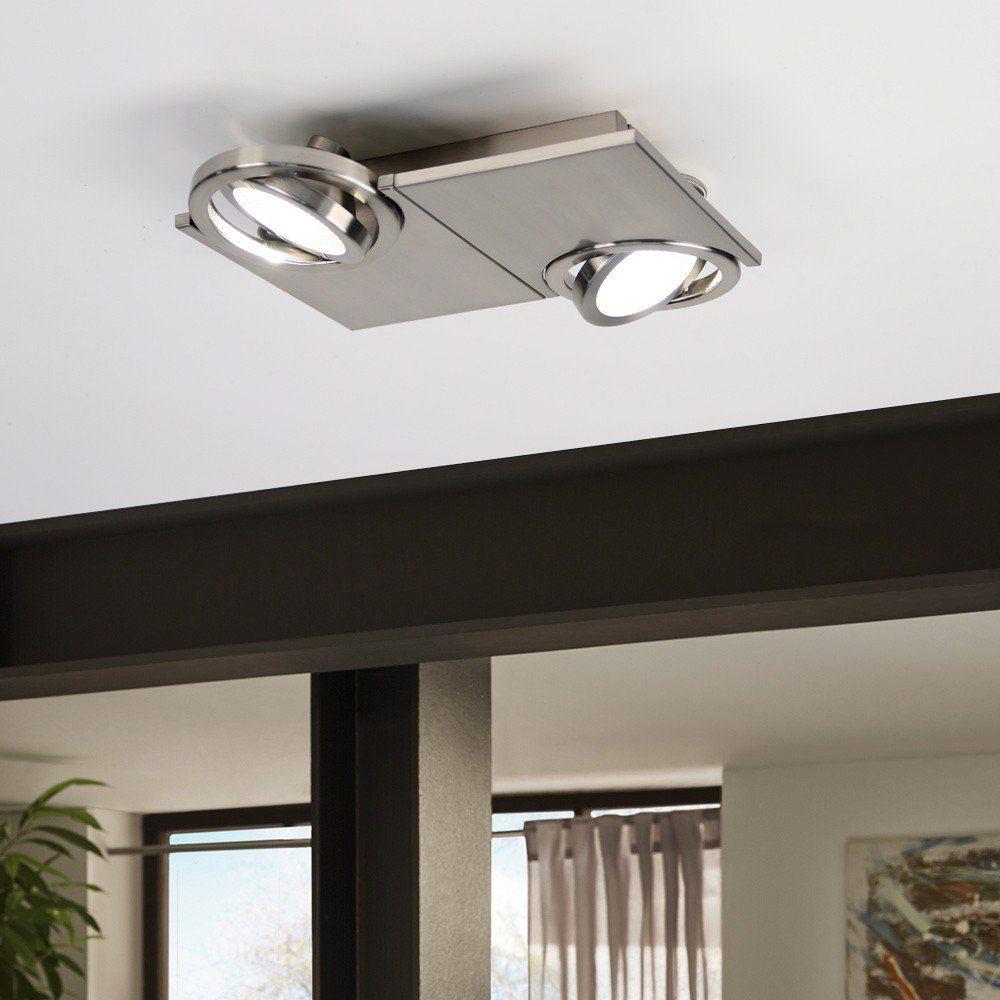 Licht-Trend Deckenleuchte »Pitch 2 LED Reflektor 2 x 480 lm«