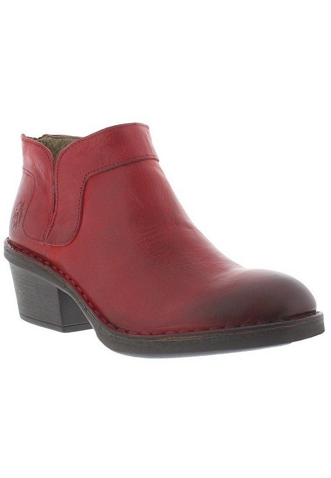 FLY LONDON Stiefelette,Winterstiefelette »DIAS892FLY cupido« in rot